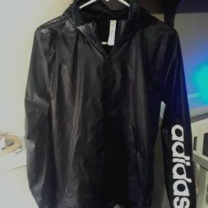 Adidas Lightweight Hooded Training Jacket
